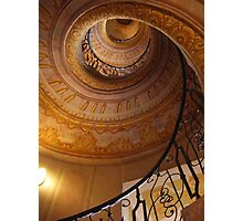 Spiral Splendour Photographic Print