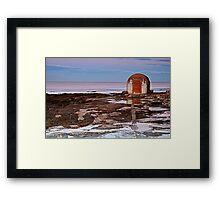 The Pumphouse Framed Print