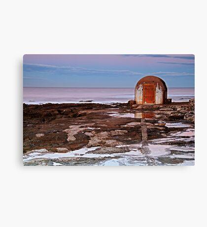 The Pumphouse Canvas Print