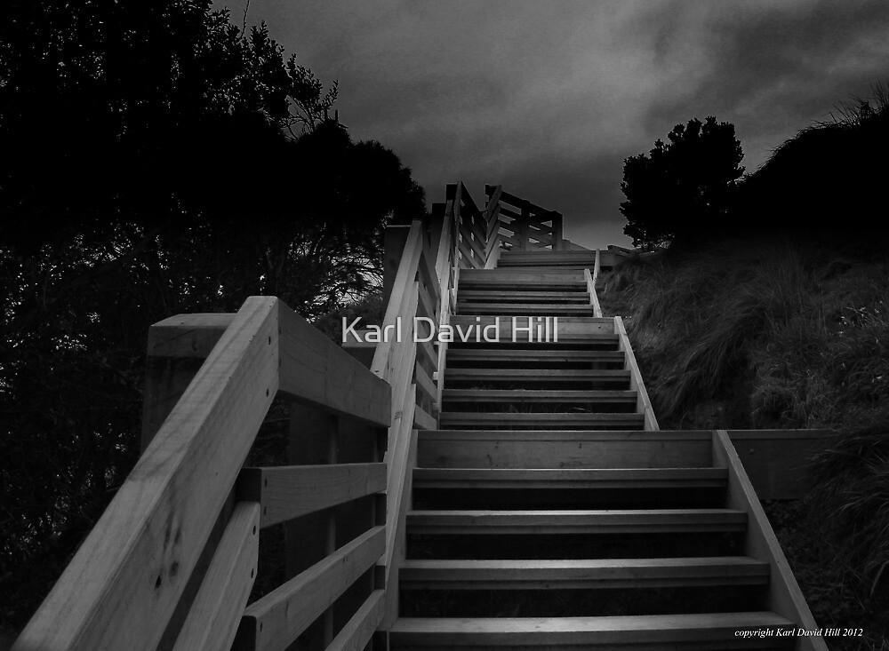 the path 009 by Karl David Hill