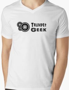 Trumpet Mens V-Neck T-Shirt