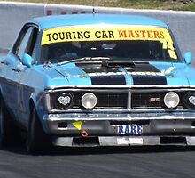 Tough Ford Falcon XY GT by davidstorey