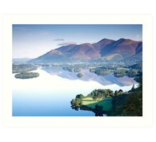 Skiddaw from Surprise View Art Print