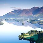 Skiddaw from Surprise View by Martin Lawrence