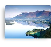 Skiddaw from Surprise View Canvas Print