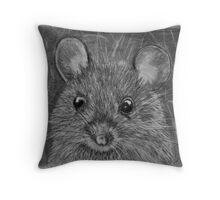 Mouse Throw Pillow