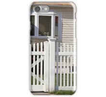 Little House Facade iPhone Case/Skin