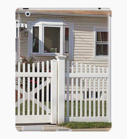 Little House Facade iPad Case/Skin