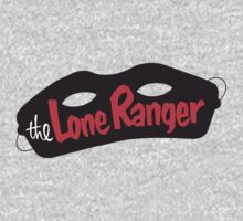 Lone Ranger by johnnythunder