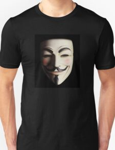 Anonymous V T-Shirt
