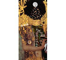 Klimt´s Judy Collage 2 Photographic Print