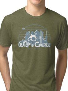 Wily's Castle Tri-blend T-Shirt