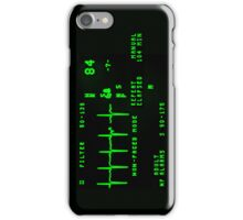 EKG Monitor iPhone Case/Skin
