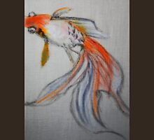 Goldfish Pond (close up #10) T-Shirt
