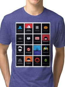 Cute Movie Posters Tri-blend T-Shirt