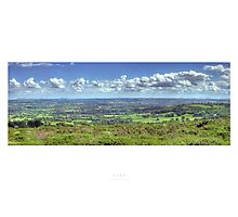 Clee Photographic Print