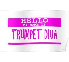 Trumpet Poster