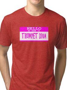 Trumpet Tri-blend T-Shirt