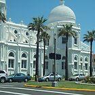 Galveston Texas White Mansion by aweddingtheme