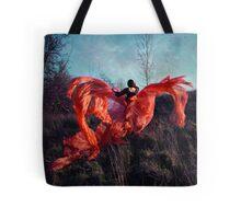 the phoenix hope; Tote Bag