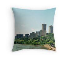 Edmonton Throw Pillow