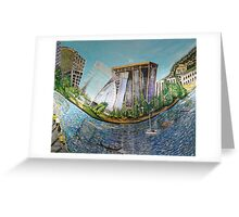 Oakland Jewel  Greeting Card