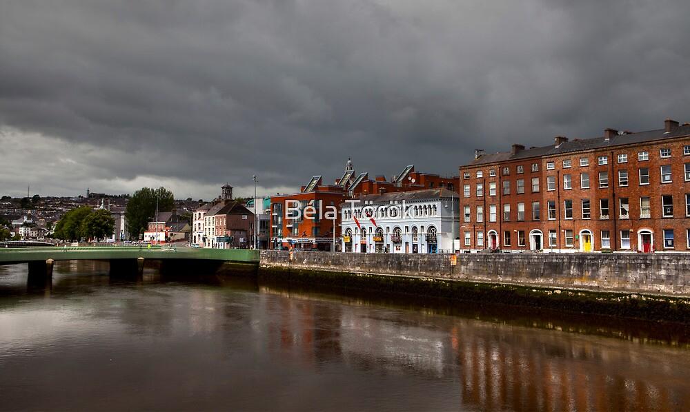 Clouds over Cork by Béla Török