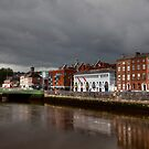 Clouds over Cork by Béla Török