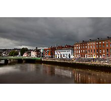 Clouds over Cork Photographic Print
