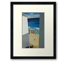 Cancun Framed Print