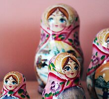 Russian dolls  by ChloeFaye