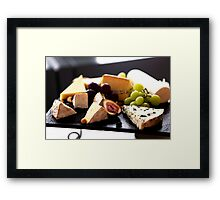 Cheese Feast 2 Framed Print