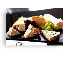 Cheese Feast 2 Canvas Print