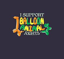 I support balloon animal rights Unisex T-Shirt