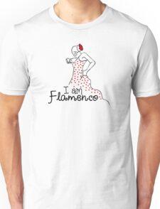 I am Flamenco Unisex T-Shirt