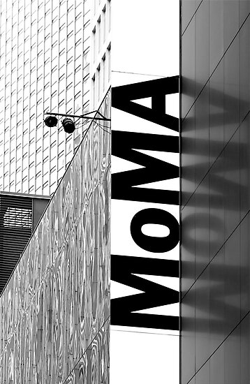 MoMa NYC by Fern Blacker