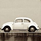 white beetle by evStyle