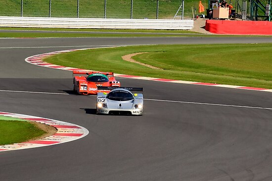 Group C Racing by Willie Jackson