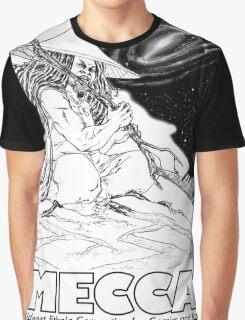 BLEU COSMOS, meccacon Graphic T-Shirt