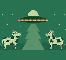 Merry Abduction by Teo Zirinis
