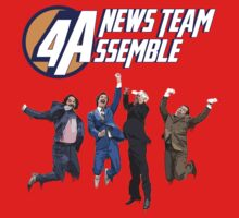 Anchorman - Channel 4 News by TwistedBiscuit