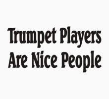 Trumpet Baby Tee