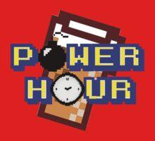 8-Bit Power Hour Kids Clothes