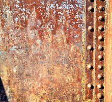 Rusty Rivets Railroad Bridge by reedonly
