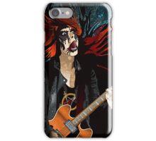 Black Metal Barbie iPhone Case/Skin