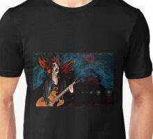 Black Metal Barbie Unisex T-Shirt