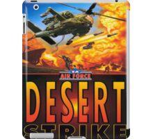 desert strike iPad Case/Skin