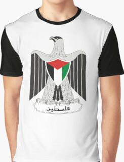 Coat of Arms of Palestine Graphic T-Shirt