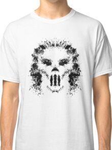 Casey Jones Rorschach Test Classic T-Shirt