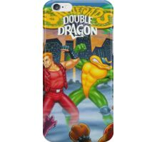 battletoads vs double dragon iPhone Case/Skin
